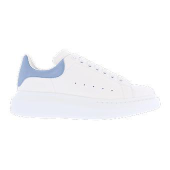 Alexander McQueen Sneaker Pelle S.Gomm Larry/Dai Valkoinen 553770WHGP79048 kenkä