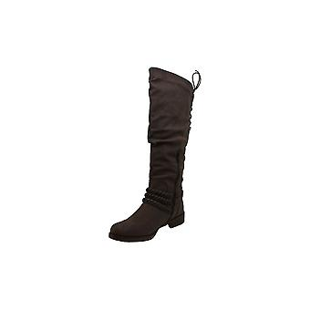 Xoxo Women's Shoes Marcus Closed Toe Knee High Fashion Boots