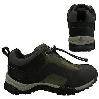 تيمبرلاند EK منح المتجول أكسفورد الشباب الأولاد الشباب أحذية الكاحل 2372R B29A