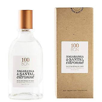 100BON Nagaranga & Santal Citronne Refillable Eau de Parfum 50ml Spray