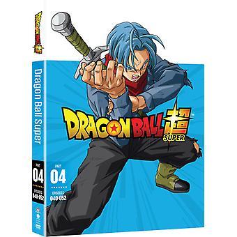 Dragon Ball Super: Part Four [DVD] USA import