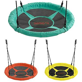 Kids Saucer Nest Swing Fabric Seat | Playground Accessories for Children Adults