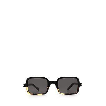 Saint Laurent SL 332 havana unisex okulary przeciwsłoneczne