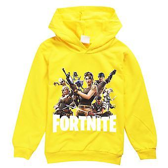 Hoody Sweatshirt Fortress Hoodies Kids Hoodie Clothes Tracksuit Jacket Warm