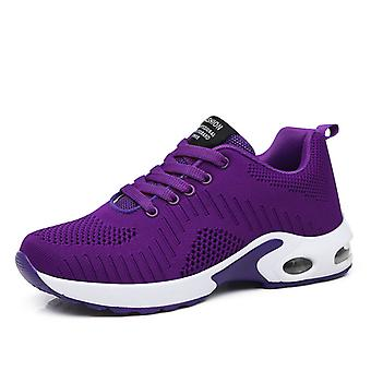 Baskets femme Breathables Purple