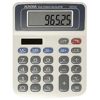 Aurora DT210 Desktop Calculator