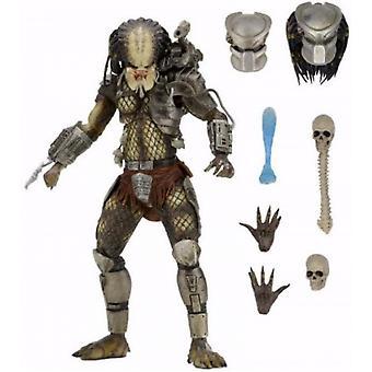 "Ultimate Jungle Hunter Predator 7"" Scale Action Figure"
