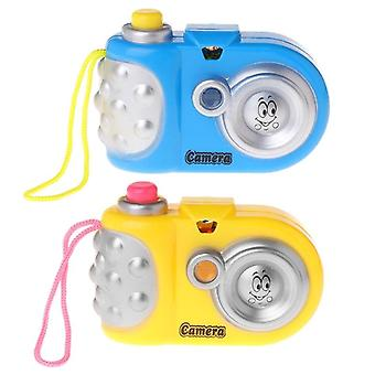 Kameran muoto Led Light Educational Lelu