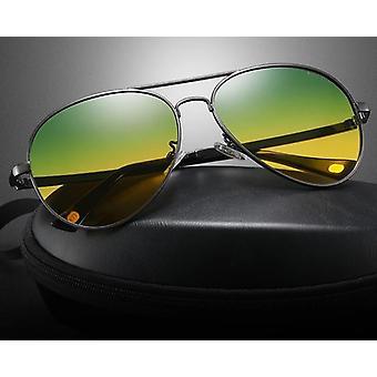 Tag Nacht Sicht BrilleN Driver's Brille oder Männer photochrome Sonnenbrille