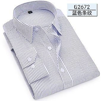 Chemise à manches longues pour hommes