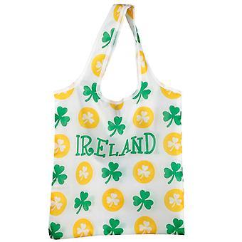 Útil dobrar a sorte da bolsa de compras irlandesa irlanda com suporte 1 fornecido