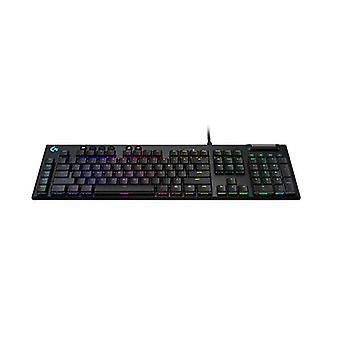 Logitech 815 Lightspeed Wired Rgb Mechanical Gaming Keyboard