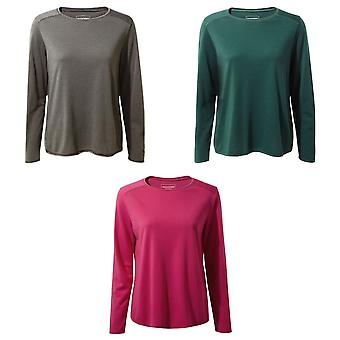 Craghoppers Womens/Ladies First Layer Long Sleeve Base Layer Top