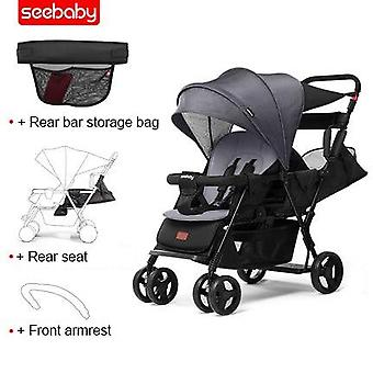 Seebaby Twins Baby Stroller