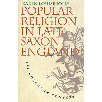 Suosittu uskonto Myöhäis-Saksissa Englanti - Tonttu charmit kontekstissa Kare