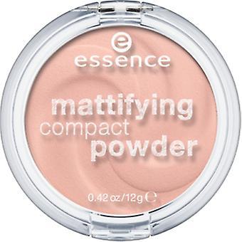 Essence Matifying Compact Powder 10 light beige 11 gr