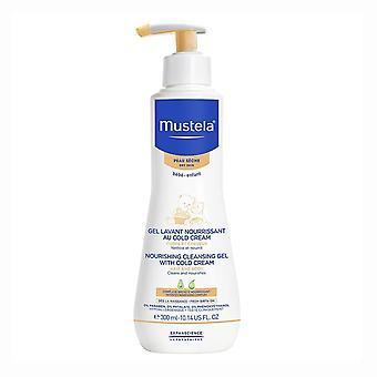 Mustela Baby Nourishing Cleansing Gel Dry Skin 300 ml