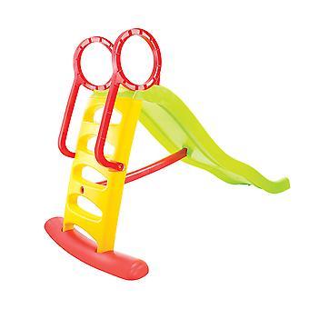Mochtoys escorregador infantil e lâmina d'água 11557 Comprimento de slide 205 cm a 50 kg