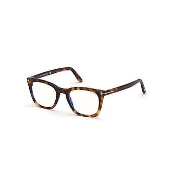 Tom Ford TF5736-B 053 Blonde Havana Bril