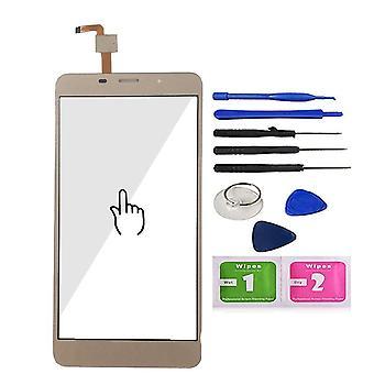 5,7 tuuman matkapuhelimen kosketusnäyttö Leagoo M8 / m8 Pro -kosketusnäyttölasille