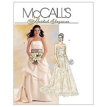 McCalls Schnittmuster 5807 Misses gefüttert Tops Röcke Schärpe Größe 6-12 ungeschnitten