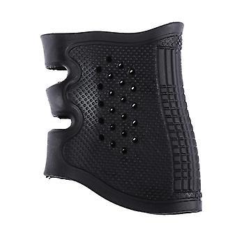 Couvercle de gant de poignée en caoutchouc de pistolet