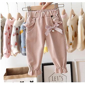 Toamna de primăvară Baby pantaloni dulci, Pantaloni Printesa
