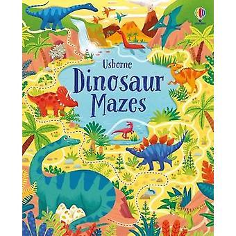 Dinosaur Mazes Maze Books