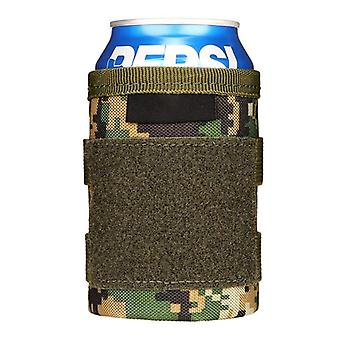 Christmas Ktv Bar Holiday Decoration Beer Bottle Set Tactical Beer Set Beverage