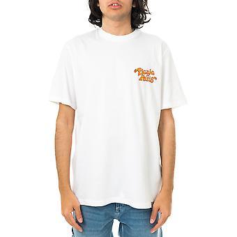 Herren Carhartt wischen Picknick T-shirt in paris T-shirt weiß i029932.02