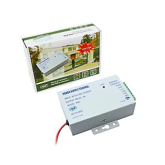 Voltage source with timer PNI K80 12V and 3A for. yale and access control