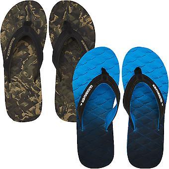 Quiksilver Mens Massage Casual Summer Holiday Beach Sandals Thongs Flip Flops