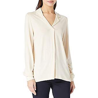 ESPRIT Collection 011EO1K308 T-Shirt, 295/Cream Beige, XXS Women