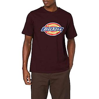 Dickies Horseshoe Tee Hombres Camiseta, Marrón (Brown Mr0), XS Hombres