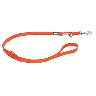 Punainen Dingo Correa Multiposiciones Naranja 2M - 25 Mm