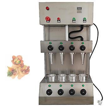 Máquina automática de cono de pizza