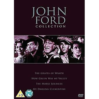 John Ford Collection DVD