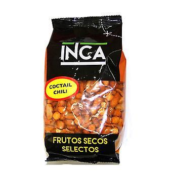 Cóctel de Frutos Secos Inca Chili Tex-Mex (250 g)