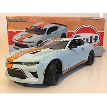 Chevrolet Camaro SS 2017 Gulf Oil Greenlight 18233 Échelle 1:24