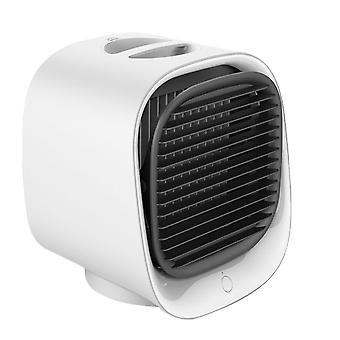 1pc Exquisite Mini Cooling Fan Usb Convenient Desk Cooling Fan Multifunction Fan