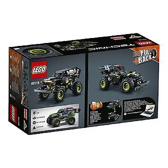 Vehicle Playset Monster Jam &Grave Digger Lego 42118 (212 pcs)
