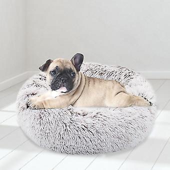 Hellbraunes Haustier Warmes Fell Flauschiges Bett