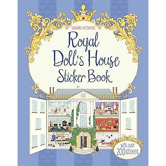 Royal Doll's House Sticker Book Doll's House Sticker Books