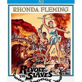 Revolt of the Slaves (1961) [Blu-ray] USA import