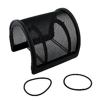 Микрофонные стойки для лобового стекла микрофон двухслойный фильтр (7 *6 * 7 см)
