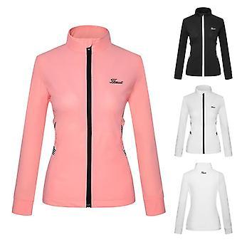 Ανοιξιάτικο και καλοκαιρινό παλτό μανικιών γυναικών γκολφ