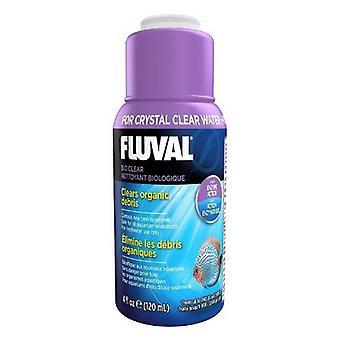 "Fluval Bio Clear - 120 מ""ל (4 אונקיות) - מטפל ב-240 גלונים"