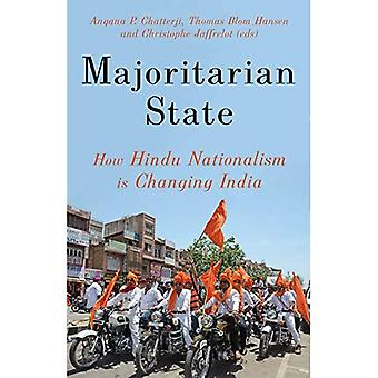 Majoritarian State: How Hindu Nationalism is Changing India