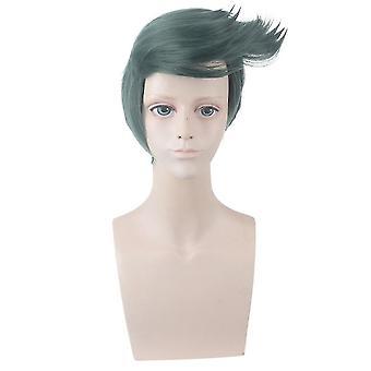 Jojo's wonderful adventure anime wigs jojo rohan kishibe hair wigs halloween gift
