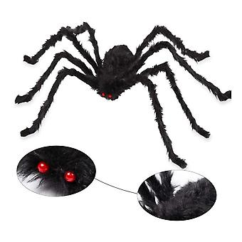 Halloween Scary Giant Spider Fake Large Hairy Spider